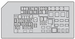 1997 4runner Fuse Diagram
