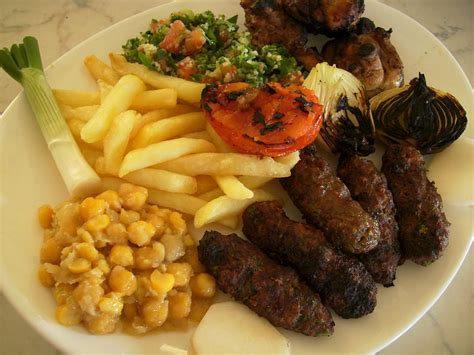 arabian cuisine food names and pictures