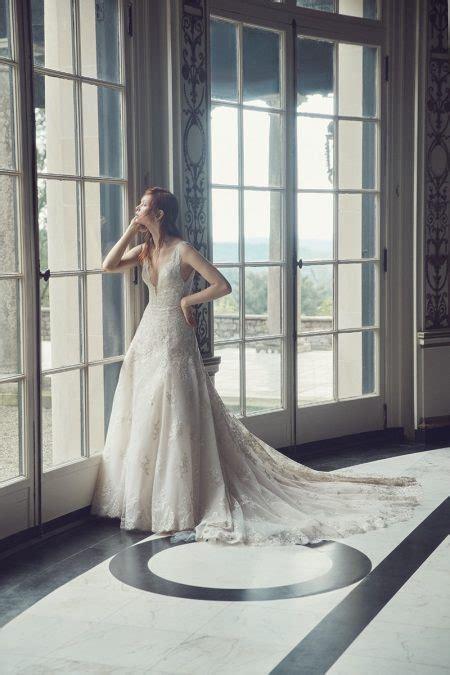 monique lhuillier bridal fall  wedding dresses