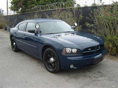 2006 Dodge Charger Detective Cruiser
