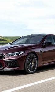 2020 BMW M8 Gran Coupe Prices, Reviews, and Pictures   Edmunds