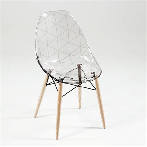 conforama chaise transparente 17 migliori idee su chaise transparente su