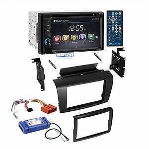 Planet Audio Radio Stereo Dash Kit Bose Harness Interface