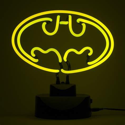 batman neon light batman light bat signal neon light classic fanfit