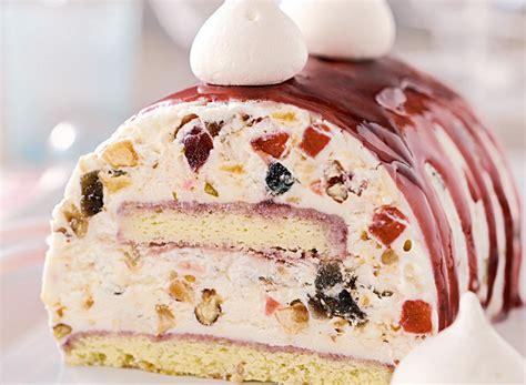 recette de dessert glace buche glac 233 nougat dessert noel gourmand