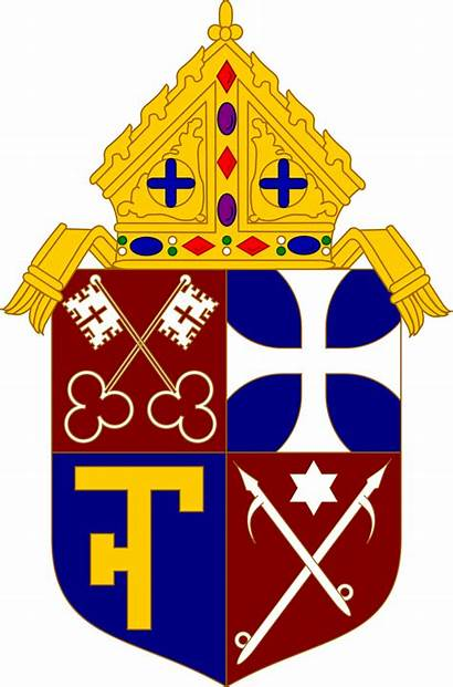 Catholic Roman Arms Coat Archdiocese Berlin Svg