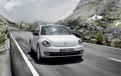 volkswagen maggiolino levoluzione del design auto