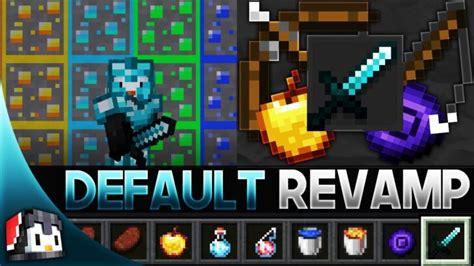 Default Revamp 16x Mcpe Pvp Texture Pack Gamertise