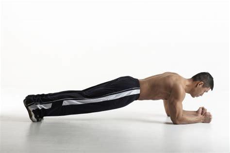 fitness schema thuis man