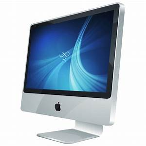 iMac Icon - HydroPRO Icons - SoftIcons.com