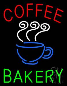 Coffee Bakery Neon Sign Coffee Neon Signs Every Thing Neon