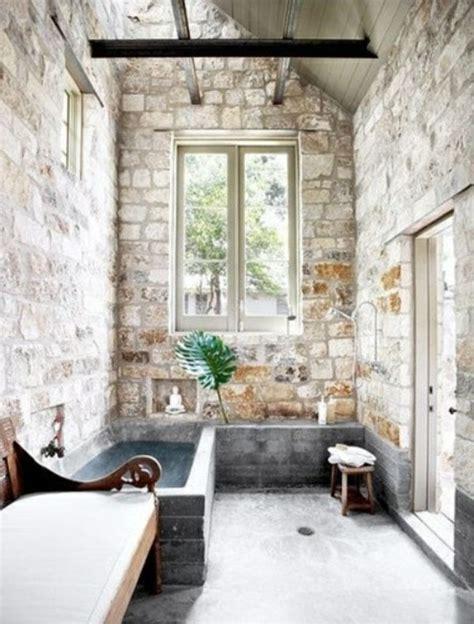 23 Fantastische Rustikale Badezimmer Design Ideen Old