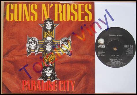 Totally Vinyl Records || Guns N Roses