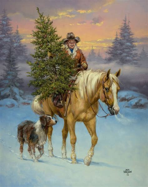 Choose between a variety of paper finishes and sizes. Idea by Sharon OLDWEST Myers on COWBOY CHRISTMAS CARDS | Western christmas