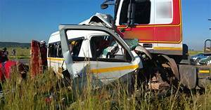 Three die, 9 injured in Vereeniging crash   eNCA