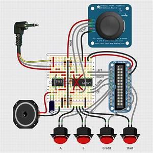 Raspberry Pi Atari Wiring Diagram