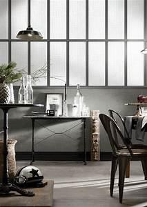 Papier Peint Vinyl Imitation Carrelage : 4 murs peinture papier peint nouveaut s 2017 c t maison ~ Premium-room.com Idées de Décoration