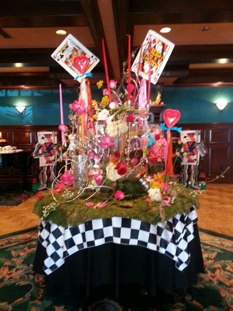 alice and wonderland table decorations 458 best images about mad hatter tea party ideas on