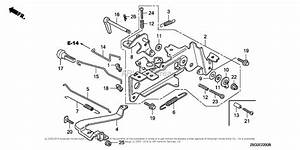 Honda Engines Gx670r Baf Engine  Jpn  Vin  Gcask