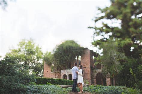 barnsley gardens engagement session joanna steven
