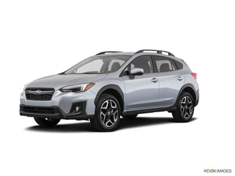 subaru crosstrek  limited  car prices kelley