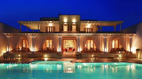 fancy la residence mykonos luxury 5 star hotel suites