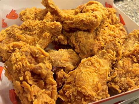 Spicy Crispy Fried Chicken - Popeyes Louisiana Kitchen | Yelp