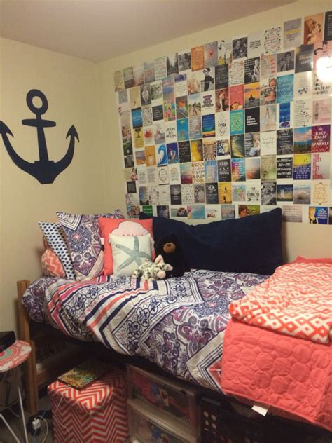 It's that some tend to be so than others. Inspiration wall dorm   Home decor, College dorm rooms, Dorm room