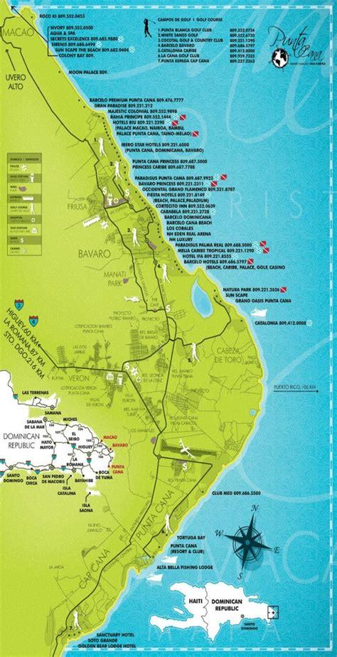 Punta Cana Carte Géographique Monde by Carte Punta Cana Carte Du Monde