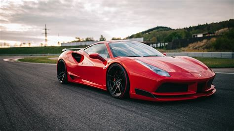 Novitec Ferrari 488 Nlargo Youtube
