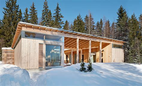 Carpenter Style House 4 Season Timber Cottage Built By A Single Carpenter Modern House Designs