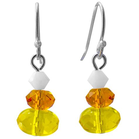 cute candy corn earrings inspiration project retired