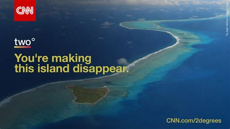 Sinking Islands Global Warming by You Re This Island Disappear