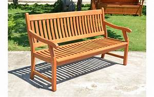 Holz Gartenbank Avila