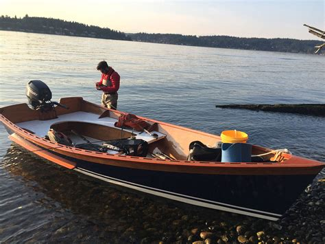 The Fishing Boat Club Reviews by Handmade Boat To Be Unveiled At Fly Fishing Meeting