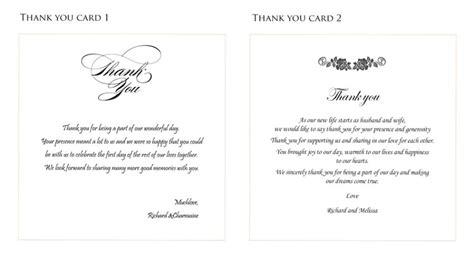thank you message for wedding wedding ideas thank