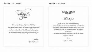 thank you message for wedding wedding ideas street thank With samples of wedding thank you cards