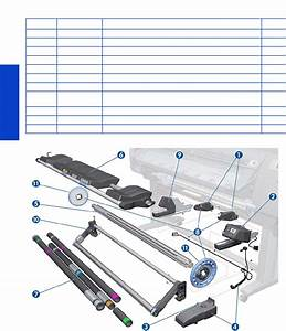 Hp Designjet L26500 Printer Series Service Manual