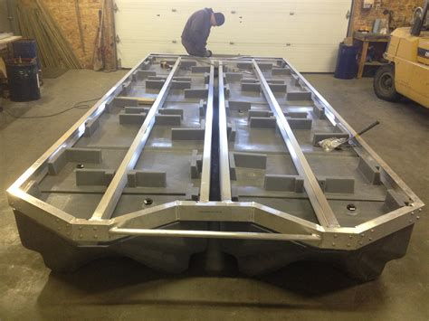 Build Your Own Boat Kit by Steve Bareham S Blog Build Your Own Pontoon Boat New