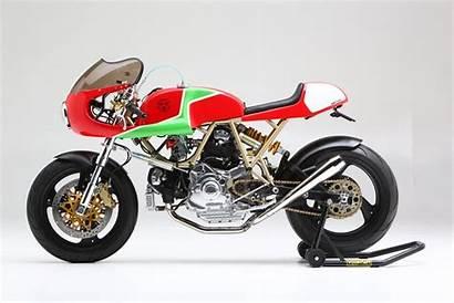Custom Ducati Siegl Walt Cafe Leggero Motorcycles