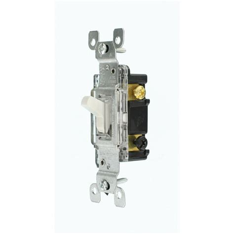 Leviton Amp Residential Grade Way Lighted Toggle