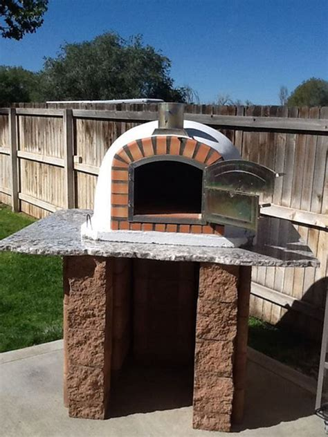 Backyard Pizza Oven by Outdoor Pizza Oven Pictures