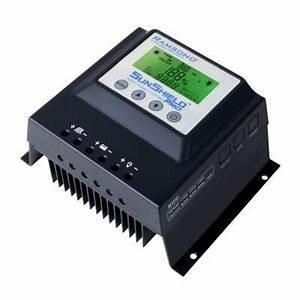 Ramsond 12/24/48-Volt 60-Amp Sunshield PRO Solar Charge ...
