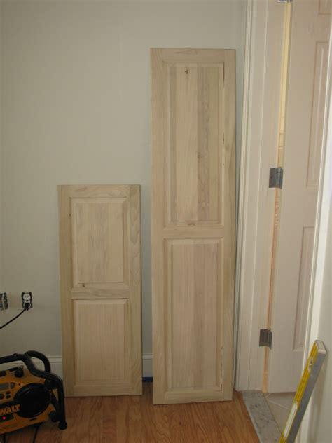 custom cabinet door  concord carpenter