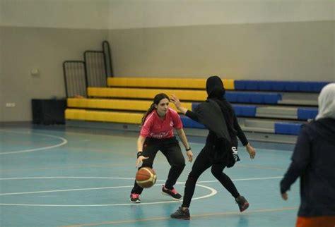 Intensive Training for Basketball Teams at Ajman University