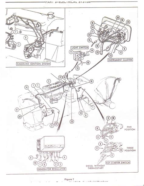 trouble finding wire harness    ford
