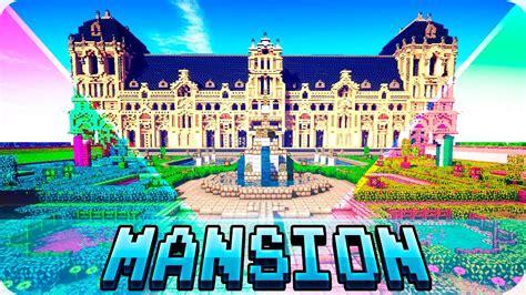 minecraft top   mansion houses  minecraft mansions  interior design youtube