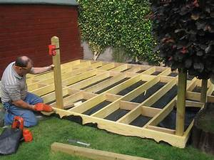 A-4rd A-Deck, Our Services, Timber Decking Specialists