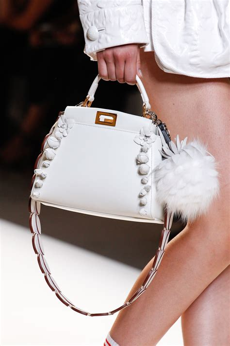 Fendi Spring/Summer 2017 Runway Bag Collection - Spotted ...