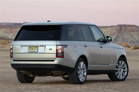 2013 Land Rover Range Rover First Drive